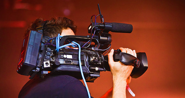 Camera Operator – Hand-Held
